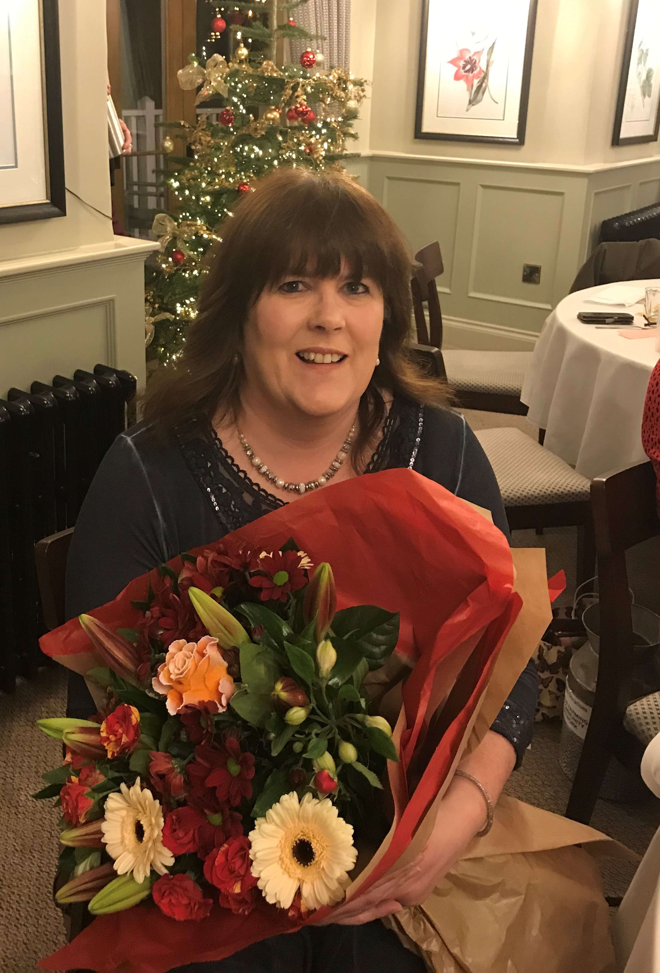 Alison Parker Celebrates 30 Years at MQ