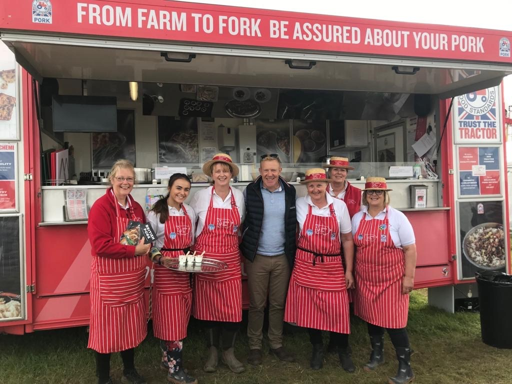 Meadow Quality Joining with Ladies In Pigs to Promote British Pork in Schools Across the UK