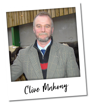 Clive Mahony Picture
