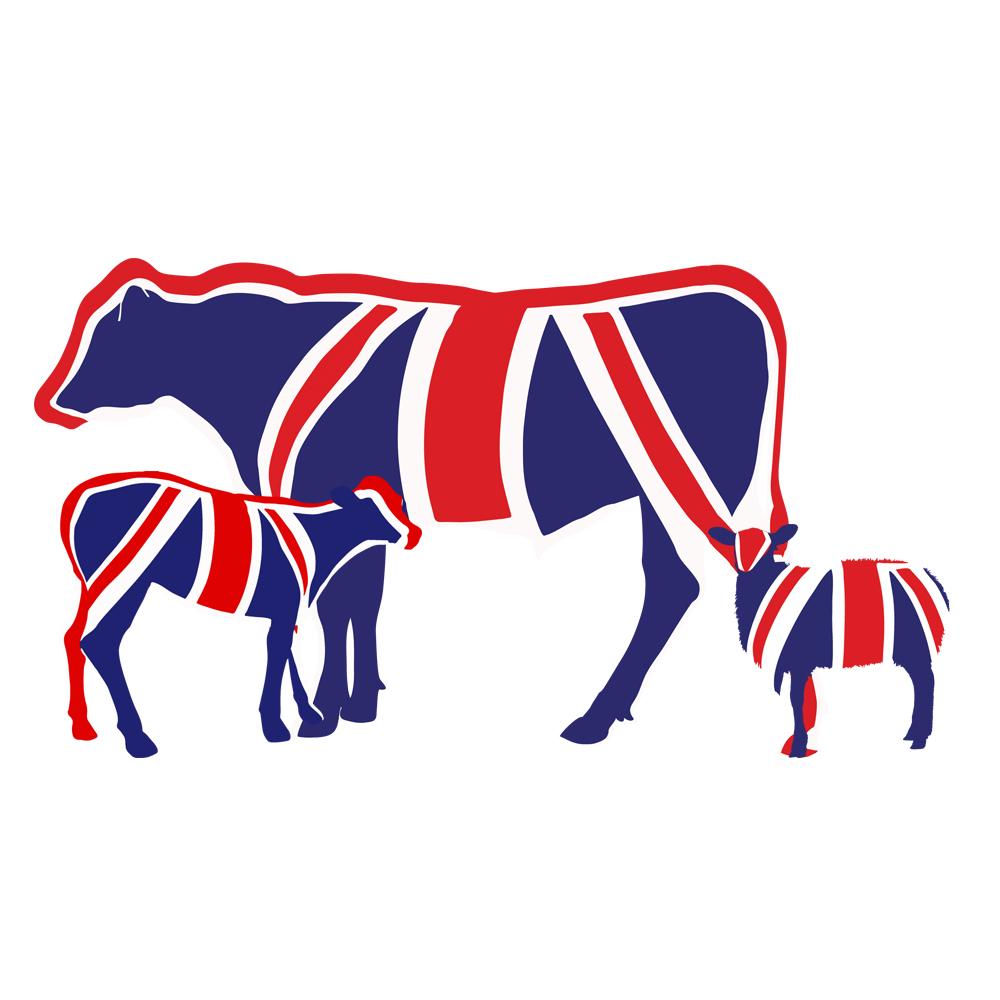 Meadow Quality Union Jack Animals