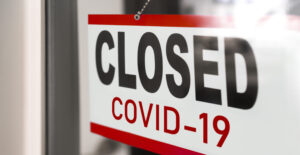 Livestock markets close in the UK, due to restrictions from the covid-19 pandemic.